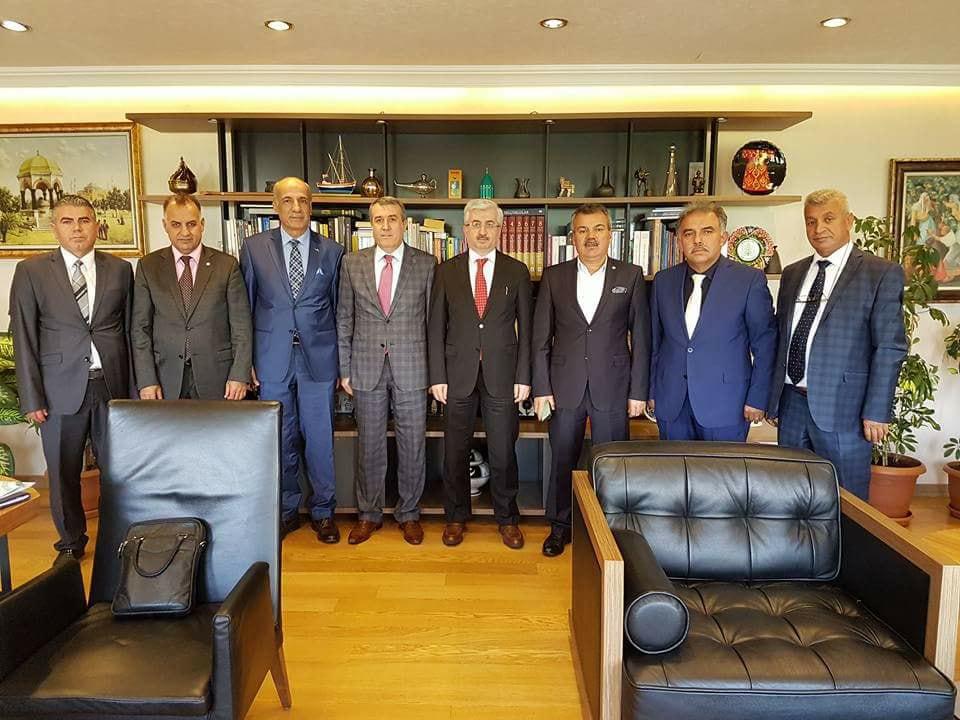 Kültür ve Turizm Bakanlığı'nda Kurum İdari Kurulu (KİK) Toplantısı Yapıldı